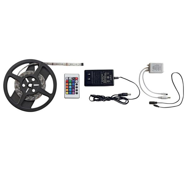 Multicolor LED Light Strip Kit, 6.5'