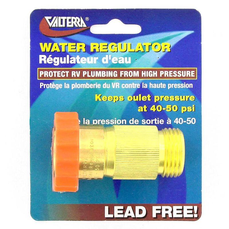 Valterra Lead-Free Brass Standard Water Regulator image number 2