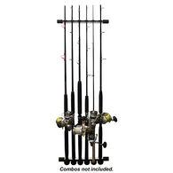 Rush Creek 3-in-1 Fishing Rod Rack