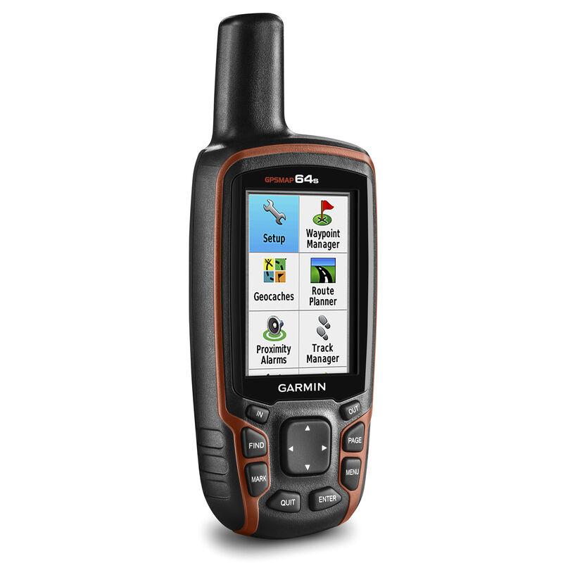Garmin GPSMAP 64s Handheld GPS image number 2