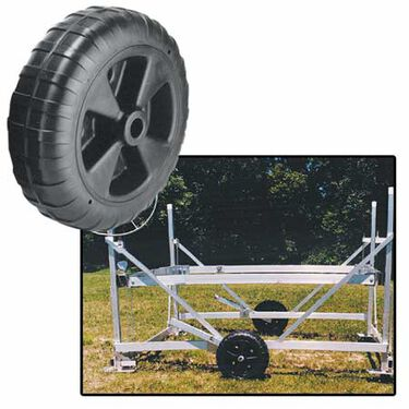 "Roll-In Dock Wheel, 24"" Diameter x 8""W, each"