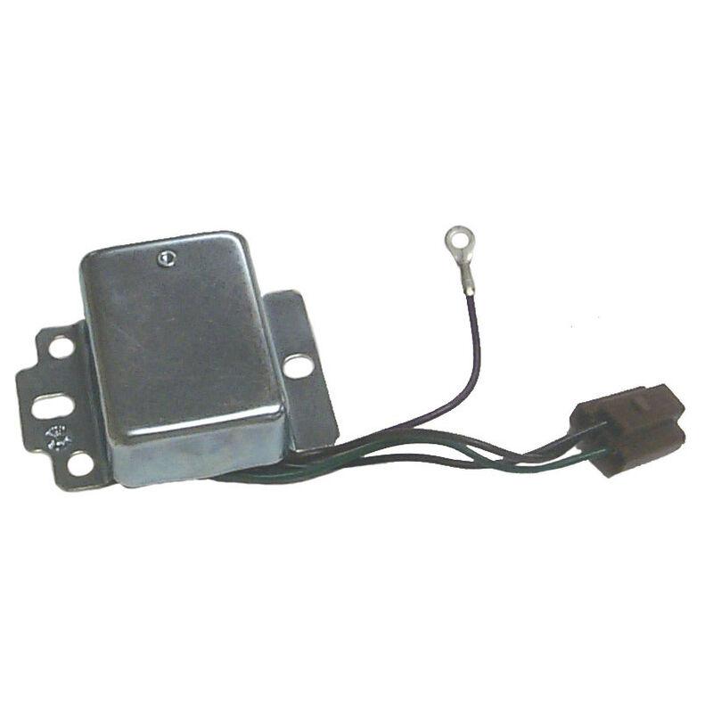 Sierra Voltage Regulator For Pleasurecraft/Prestolite, Sierra Part #18-5727 image number 1