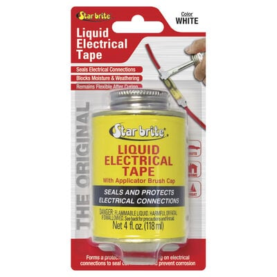Star brite Liquid Electrical Tape, White