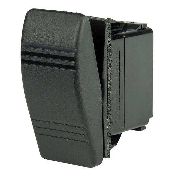 BEP SPST Contura Switch, Off/(On)