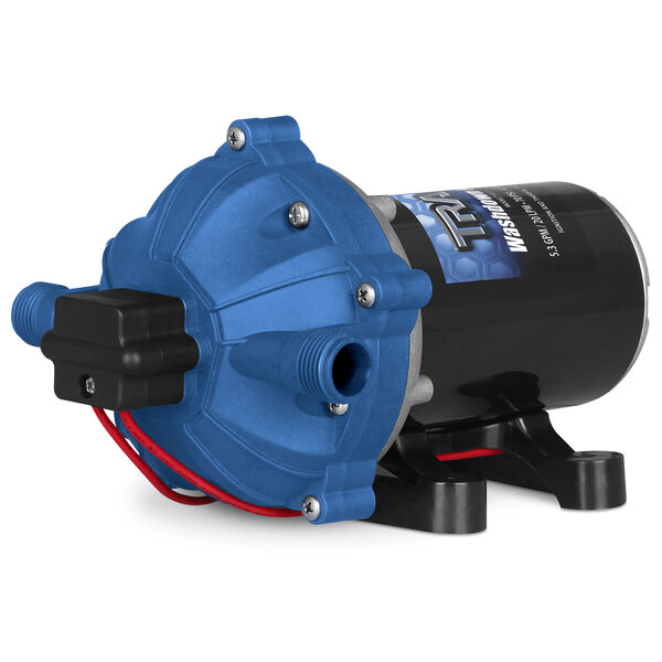 TRAC 12V Washdown Water System Pump, 70 PSI