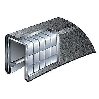 """Taco White Hatch Tape, 25'L x 1/4""""H"""