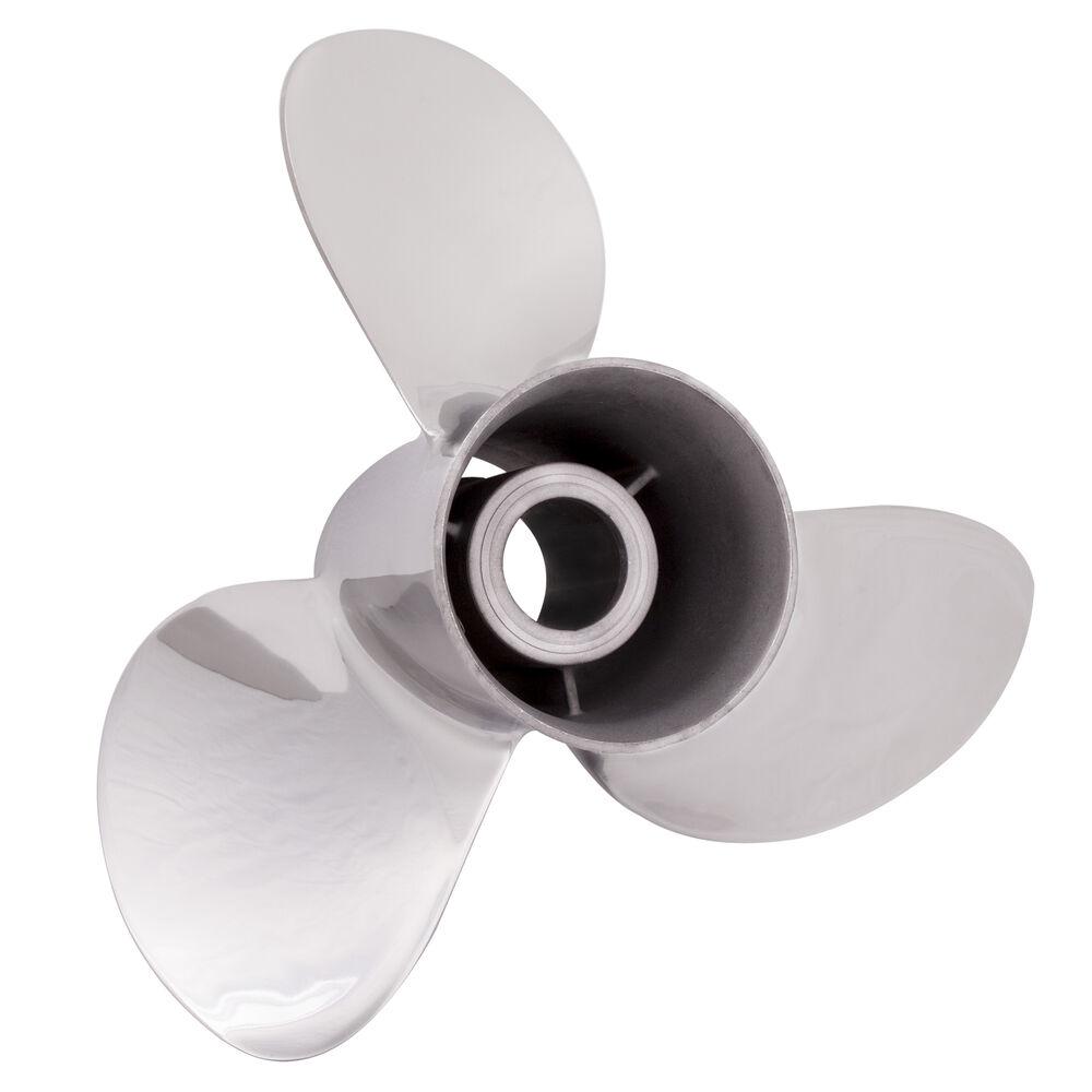 Solas Rubex NS3 3-Blade Propeller, Exchangeable Hub / SS, 11 38 dia x 12, RH