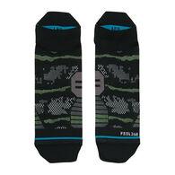 Stance Men's Night Light Tab LW Running Sock