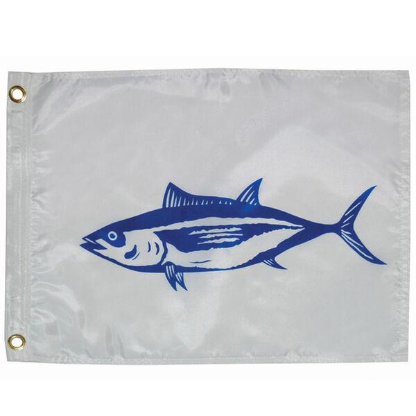 "Fisherman's Catch Flag 12"" x 18"", Tuna"