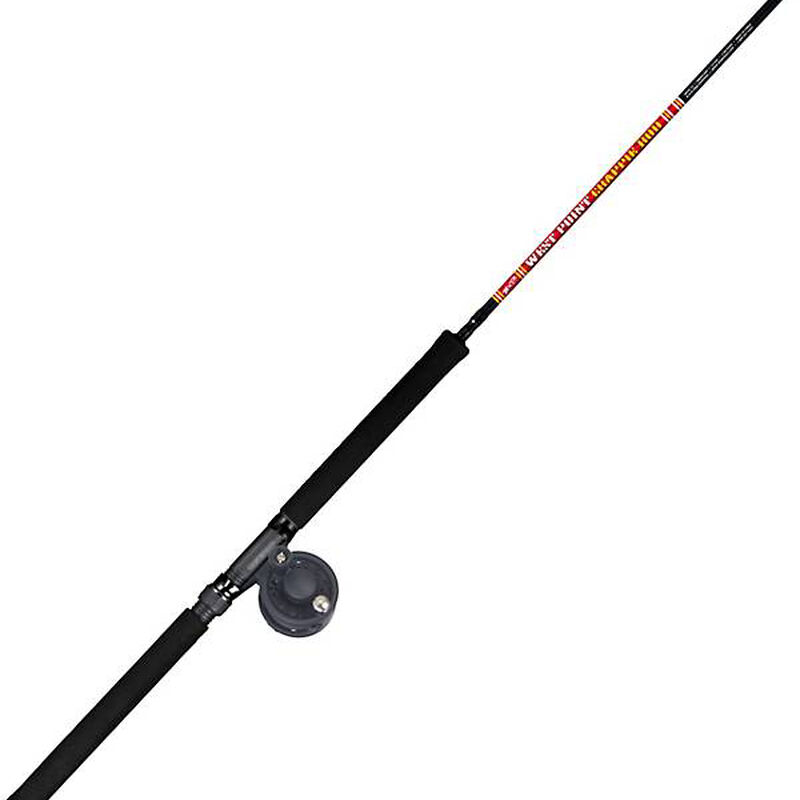 B&M West Point Crappie Rod and Reel Combo image number 1