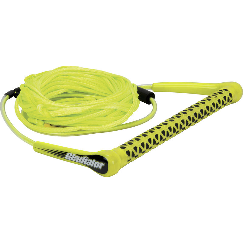 Gladiator Pro Wakeboard Handle With Spectra Mainline image number 1