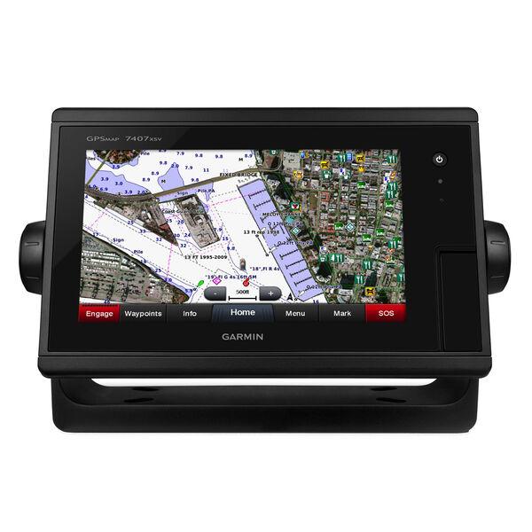 Garmin GPSMAP 7407XSV Chartplotter/Sounder