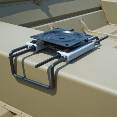 Wise Boat Seat Clamp With Swivel