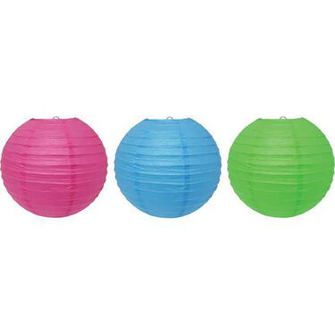 PIC Citronella Lanterns, 3-pack