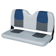"""Wise Blast-Off Tour Series 42"""" Wide Center Buddy Folding Bench Seat"""