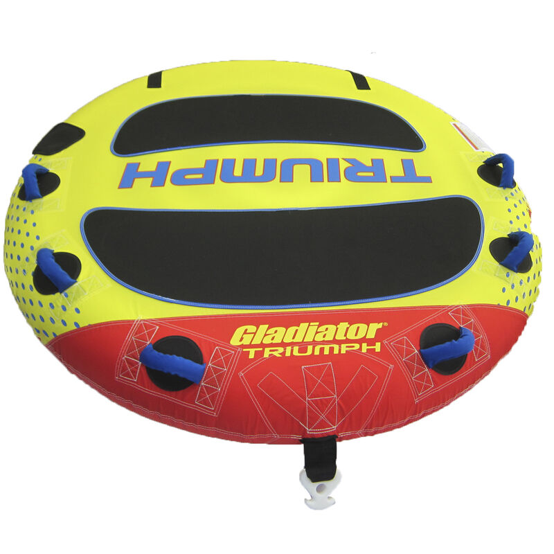 Gladiator Triumph 2-Person Towable Tube image number 3
