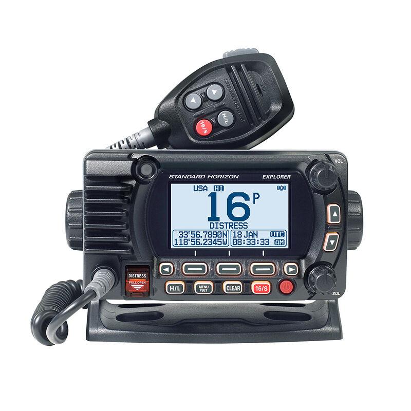 Standard Horizon GX1800G Fixed Mount VHF w/GPS image number 1