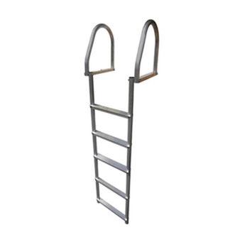 Dock Edge Flip-Up Eco Dock Ladder, 5-Step