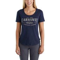 Carhartt Women's Lockhart Workwear Short-Sleeve Tee