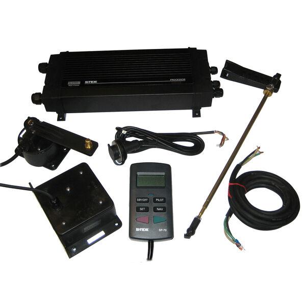 SI-TEX SP-70 Autopilot w/Rotary Feedback f/Inboards - No Drive