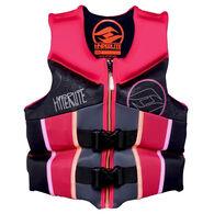 Hyperlite Pro V Youth Life Jacket, Pink 2019
