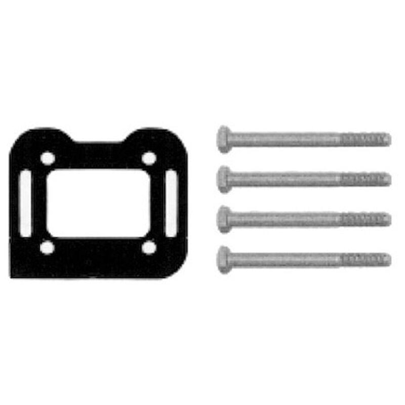 Sierra Exhaust Elbow Mounting Kit For Mercruiser Engine, Sierra Part #18-8530 image number 1