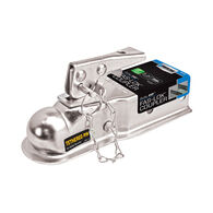 """Reese Towpower Dual-Fit Trailer Coupler For 2"""" Ball"""