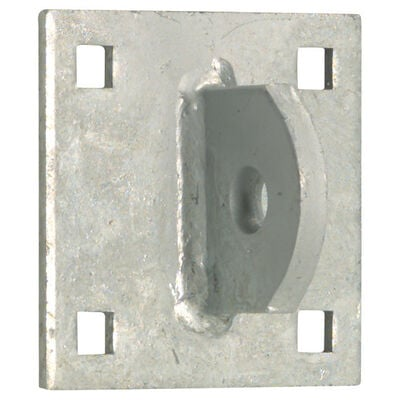 "Standard-Grade 3/16"" Floating Dock Hardware - Male T Connector"