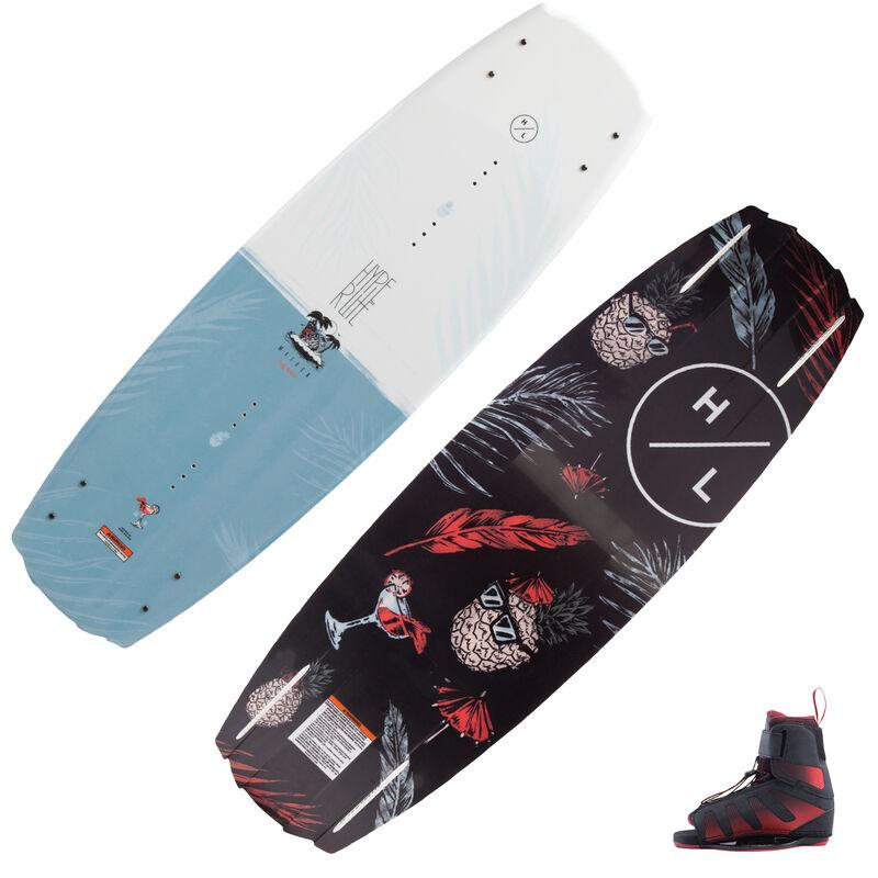 Hyperlite Maiden Wakeboard With Jinx Bindings image number 1