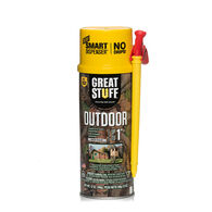 Great Stuff Smart Dispenser Outdoor Insulating Foam Sealant, 12 oz.