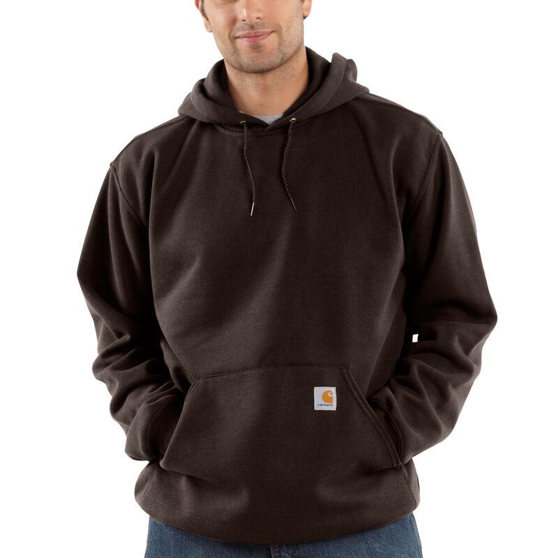 Carhartt Men's Hooded Pullover Sweatshirt image number 5