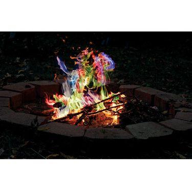 Rutland Rainbow Flame Stick