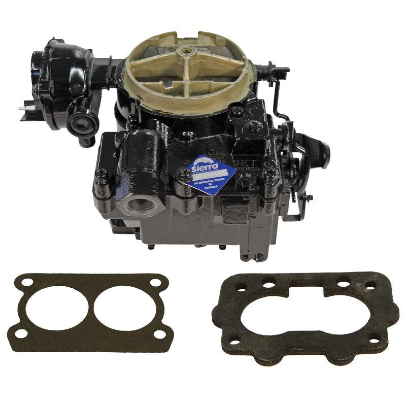 Sierra Remanufactured Carburetor For Rochester/Mercruiser, Sierra Part 18-7603-1 image number 1