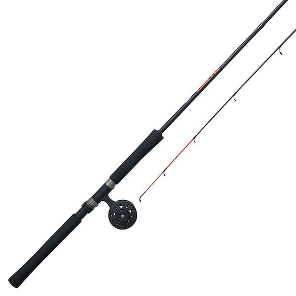 Zebco 8' Crappie Fighter Fly Rod Combo