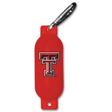 Collegiate Floating Fender Key Chain