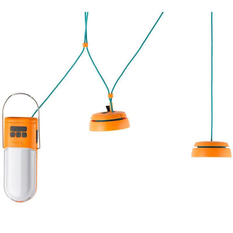 BioLite NanoGrid PowerLight LED Light and USB Charger Bundle image number 1