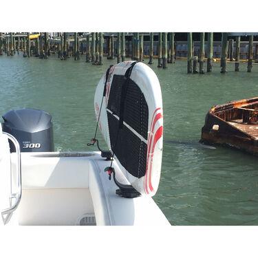 Manta Racks S1 White Single Paddleboard Rack For 15° Rod Holders