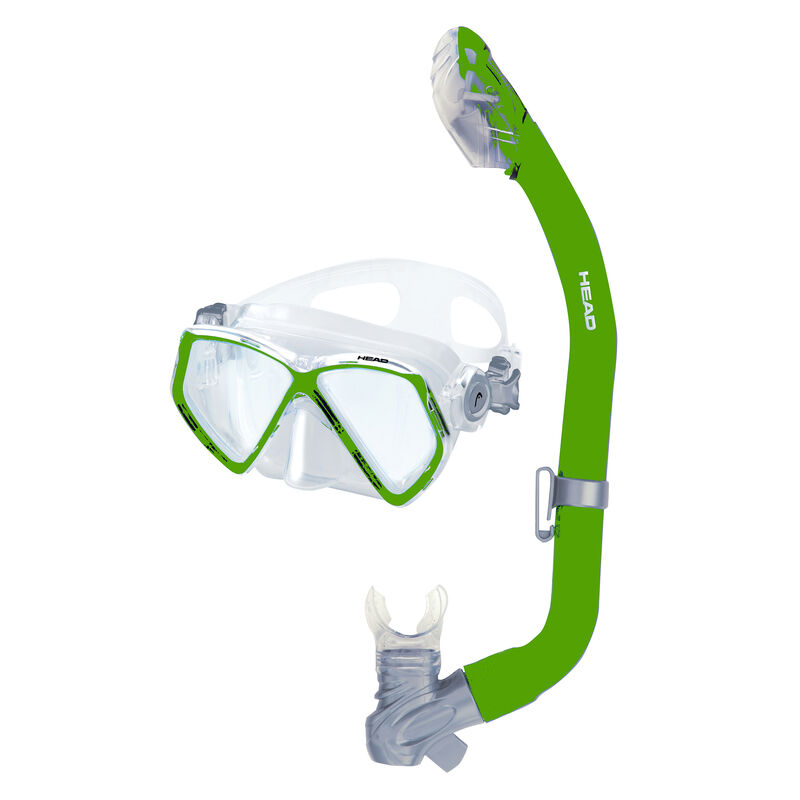 Head Pirate Dry Jr. Youth Snorkeling Set image number 4
