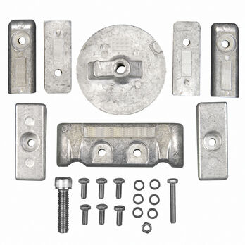 Sierra Magnesium Anode Kit For Verado Engine, Sierra Part #18-6157M
