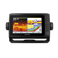 Garmin ECHOMAP Plus 73cv Chartplotter with GT22 Transducer