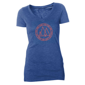 Points North Women's Base Camp Short-Sleeve Tee