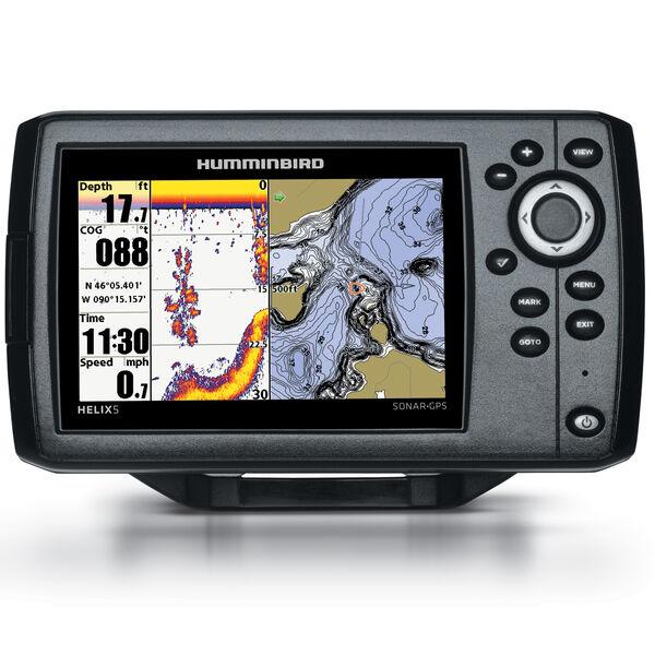 Hummminbird Helix 5 Fishfinder GPS Combo