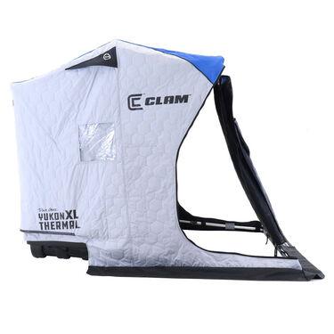 Clam Yukon XL Thermal Ice Fishing Shelter