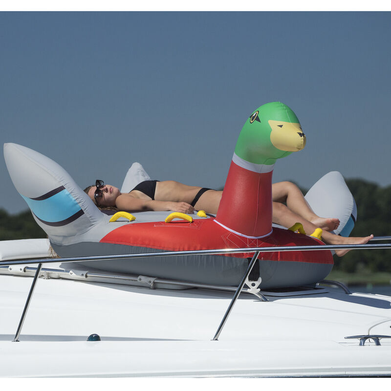 Solstice Mallard Duck 2-person Towable tube image number 5