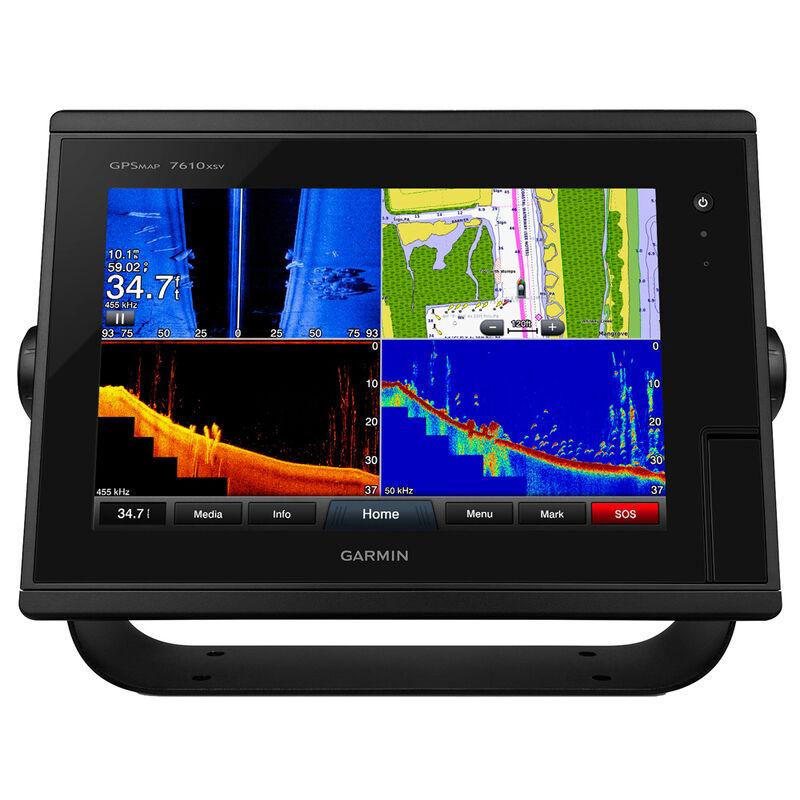 Garmin GPSMAP 7610XSV Chartplotter/Sounder image number 1