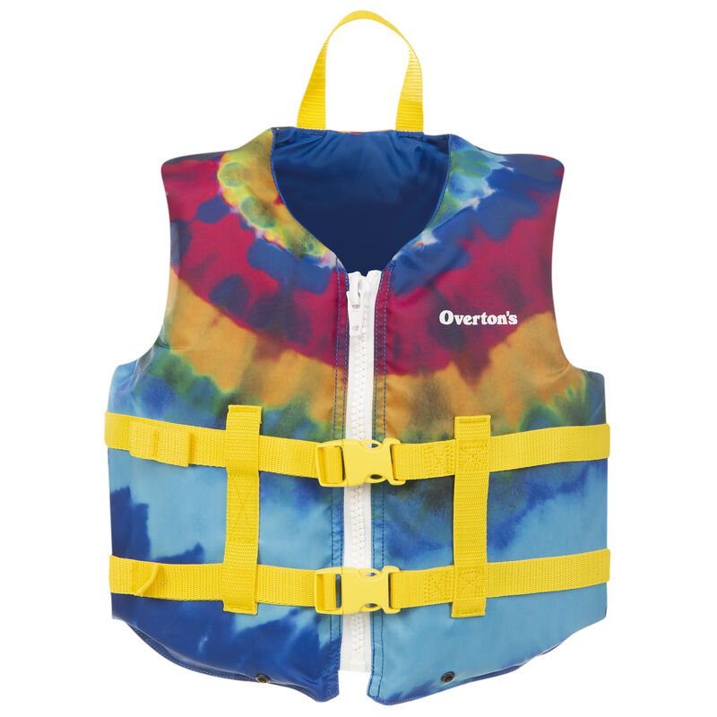 Overton's Tie-Dye Youth Vest image number 7