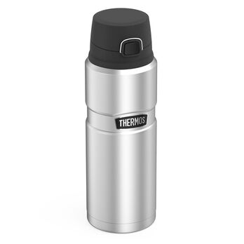 Thermos Stainless King 24-Oz. Vacuum-Insulated Stainless Steel Drink Bottle