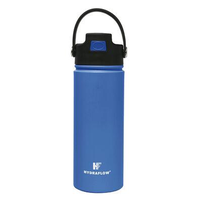 Hydraflow Hybrid 17-oz. Insulated Water Bottle w/Flip Straw, Cobalt