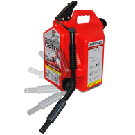SureCan 5-Gallon Portable Plastic Gas Can