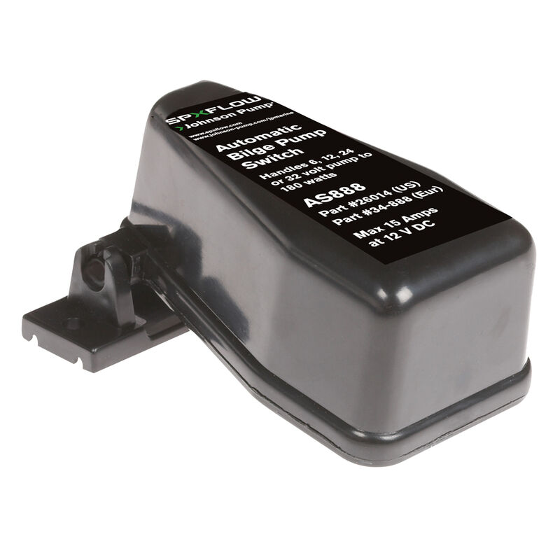 Johnson Pump Micro Automatic Float Switch image number 1